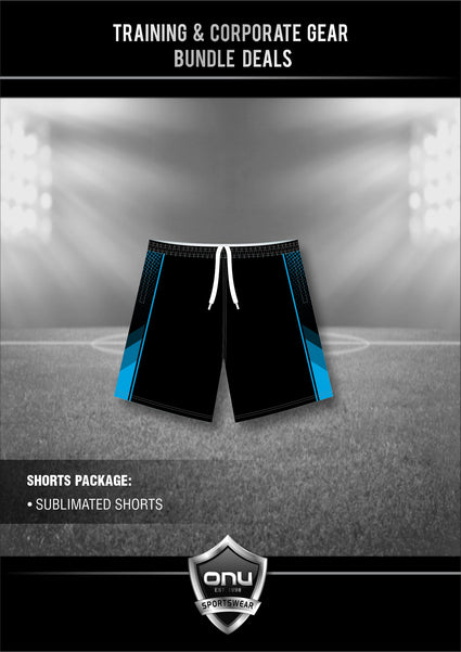 ONU TRAINING GEAR - POCKET SHORTS PACKAGES