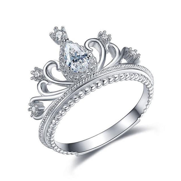 My Princess Tiara Ring