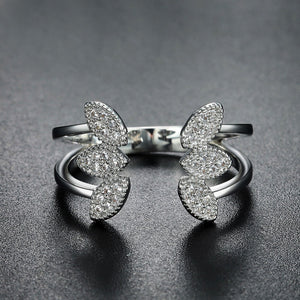 Timeless Flower Ring