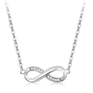 Infinite Charm Necklace