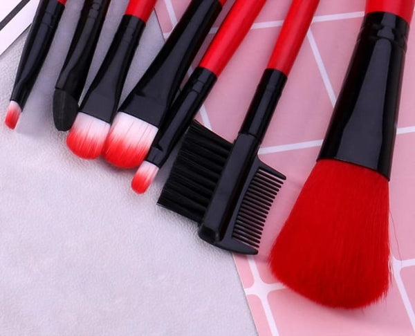 7Pcs/lot Cosmetics Brush - Makeup