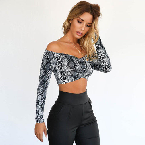 Anaya Off Shoulder Crop Top
