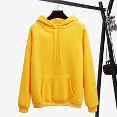 Autumn Hooded - Yellow 0301 / Xxl - Hoodie