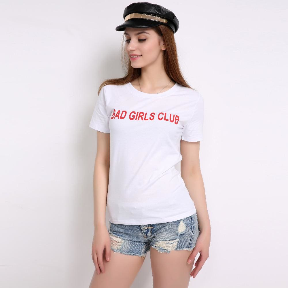 Bad Girls Club Tees - Wtops