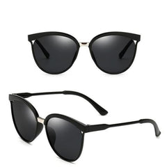 Classic Retro Outdoor - Gray Lens - Sunglasses