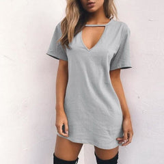Diana - Grey / S - Dress