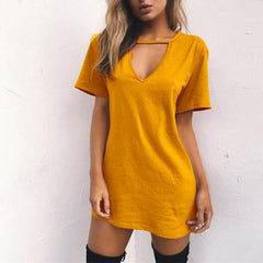 Diana - Yellow / S - Dress