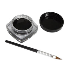 Eyeliner Gel Cream With Brush - Makeup