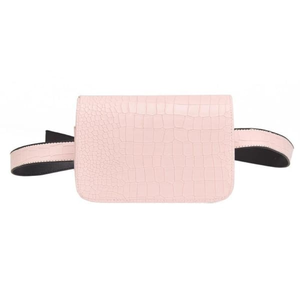 Flap Belt - Pink - Beltbag