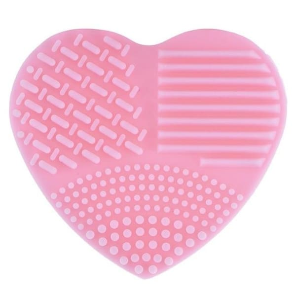 Heart Cleaner - Pink - Makeup
