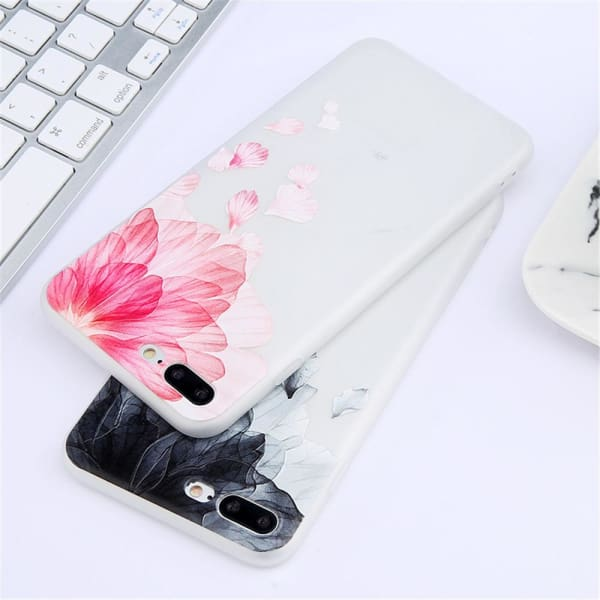 Iphone Case Watercolor - Mobile