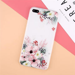 Iphone Case Watercolor - T10 / For Iphone X - Mobile
