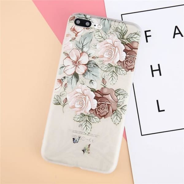 Iphone Case Watercolor - T5 / For Iphone X - Mobile