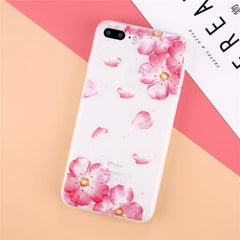 Iphone Case Watercolor - T6 / For Iphone X - Mobile