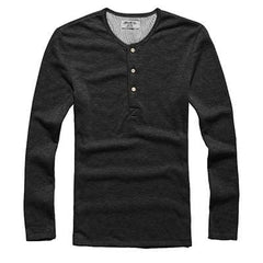 Military Casual - Charcoal Gray / S - Shirts