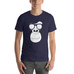 Monkey - Heather Midnight Navy / S