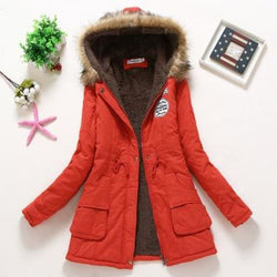 New Parka - Red / S - Jacket