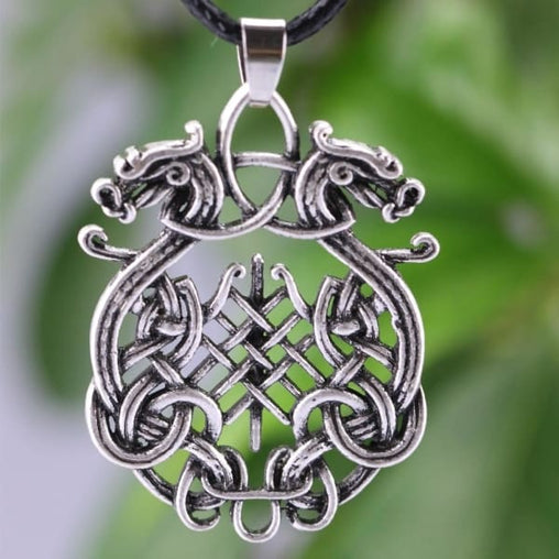 Nordic Amulet Necklace - Necklace