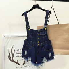 Playsuits - Dark Blue / S - Wtops