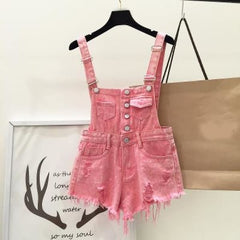 Playsuits - Pink / S - Wtops