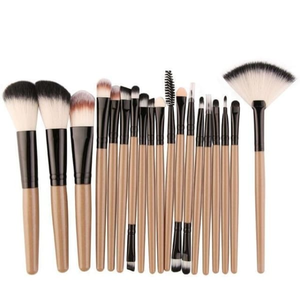 Professional 15/18Pcs Cosmetic Makeup Brush - Jh 1 - Makeup