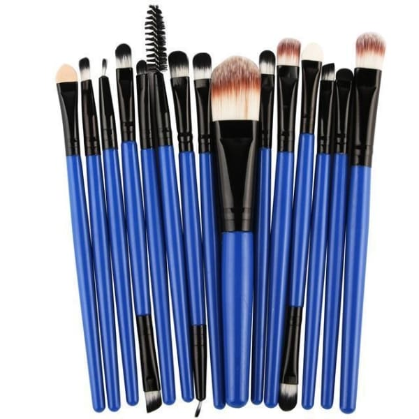 Professional 15/18Pcs Cosmetic Makeup Brush - Lhb - Makeup