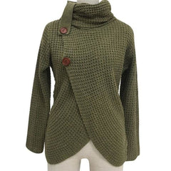Pullover Sweater - Green / L - Sweater