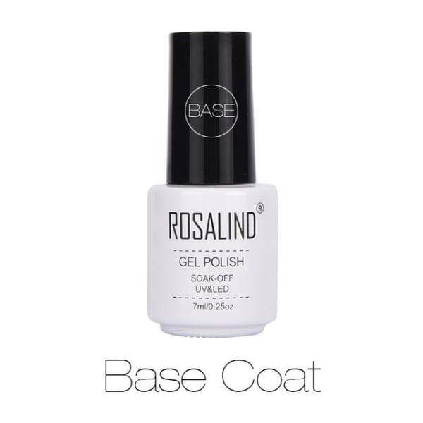 Rosalind 7Ml Pure Color Nail Gel - Base Coat - Makeup
