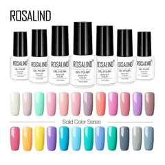 Rosalind 7Ml Pure Color Nail Gel - Makeup