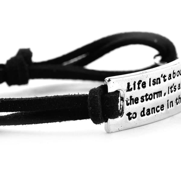 She Believed She Could So She Did - Bracelet