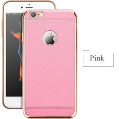 Soft Silicone Cases For Iphone - Pink / For Iphone 5 5S - Phone Accessories