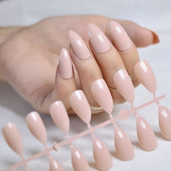 Stiletto Press On Nails - 234P - Makeup