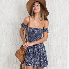 Summer - Blue / S - Dress