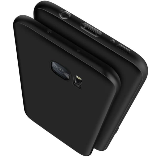 Ultra Thin Black For Samsung Galaxy - Phone Accessories