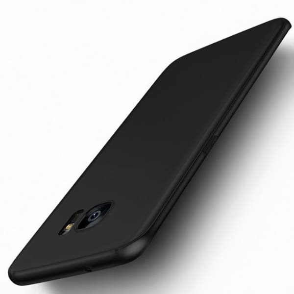 Ultra Thin Black For Samsung Galaxy - Black / S8 Plus - Phone Accessories