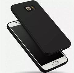 Ultra Thin Black Scrub Matte Samsung Galaxy - Phone Accessories