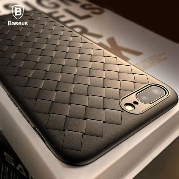 Ultra Thin Luxury Case Black - Phone Accessories