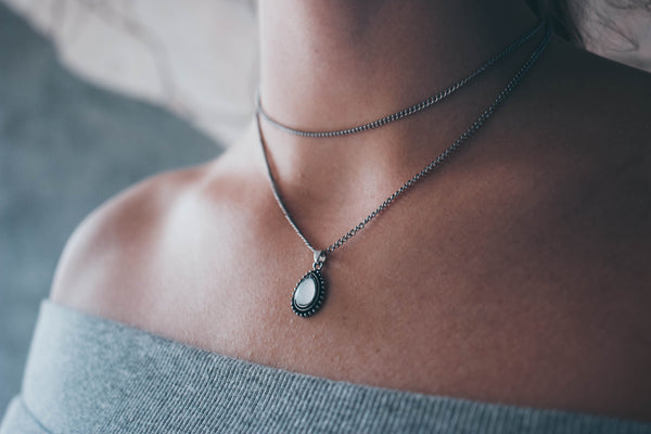 Water Drop - Necklace