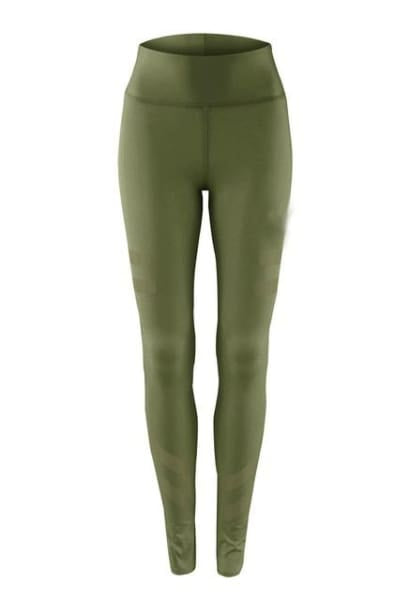 Workout Legging - Green / S - Bottomwomen