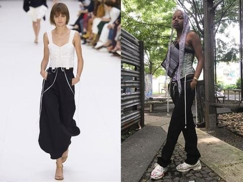 Runway Vs. Real Way: Heres How Designers Predicted This Summers Biggest Trends