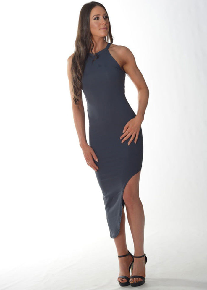 Moonlight Dress (Grey)