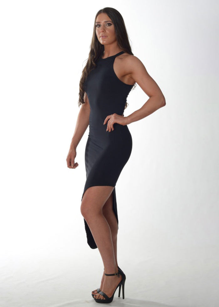 Moonlight Dress (Black)