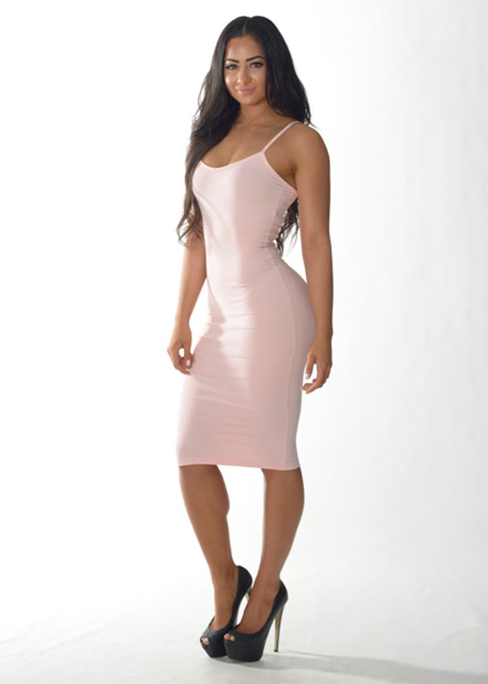 Summer Days Dress (Pink)