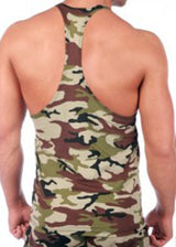 T-back Singlet Camouflage