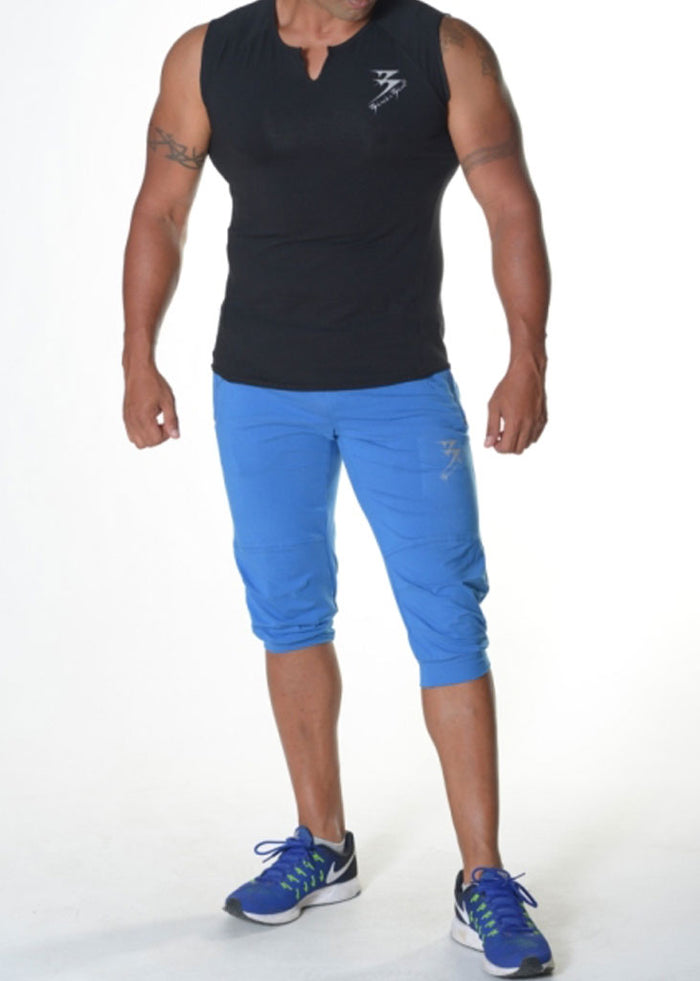 Men's Three Quarter Joggers