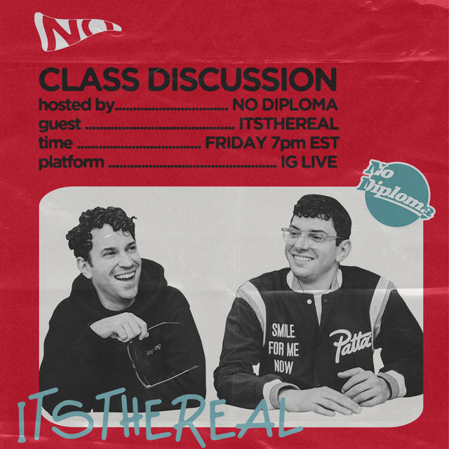 Class Discussion: ItsTheReal