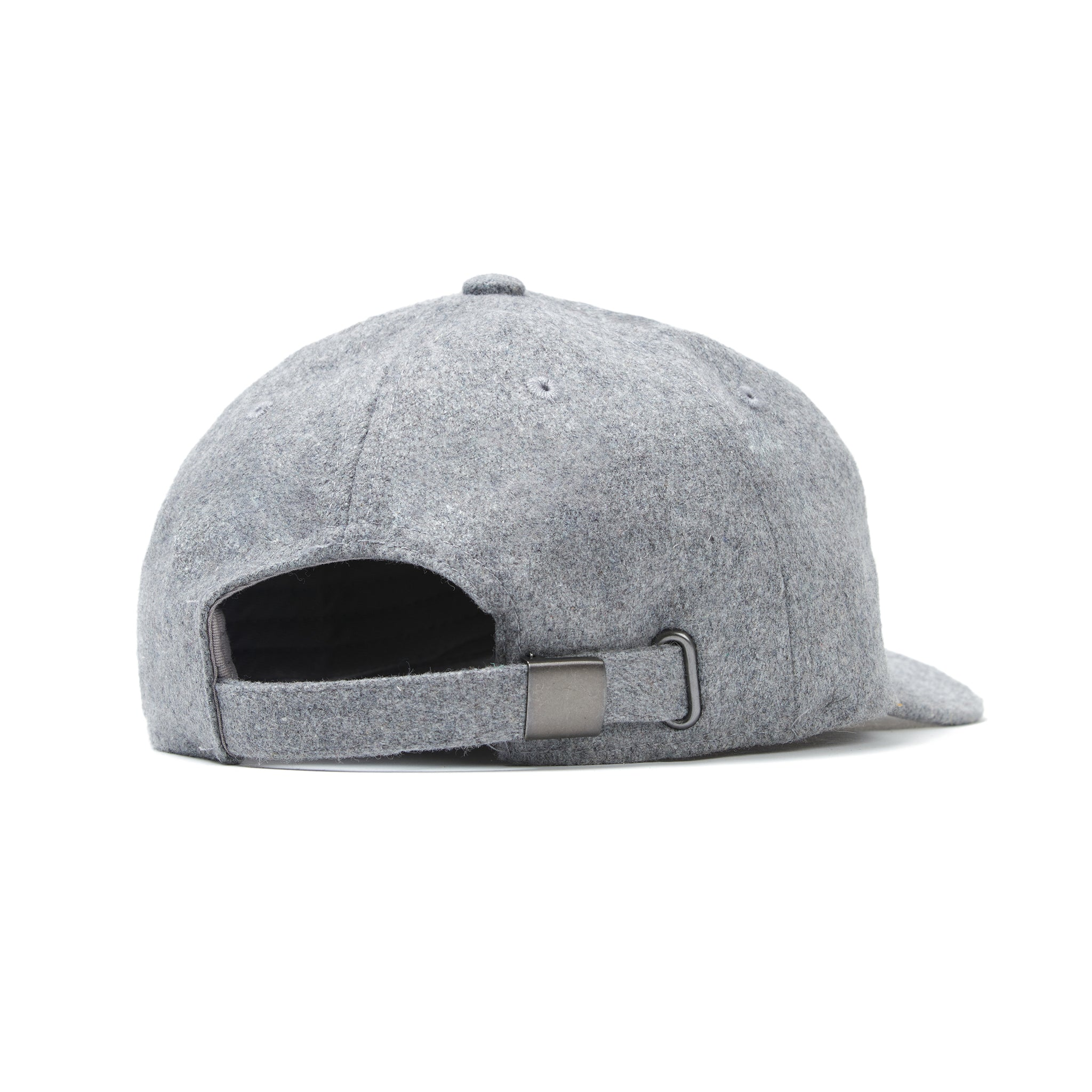 ND Academy Ballcap - Steel Grey Wool