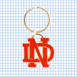 ND - KEYCHAIN