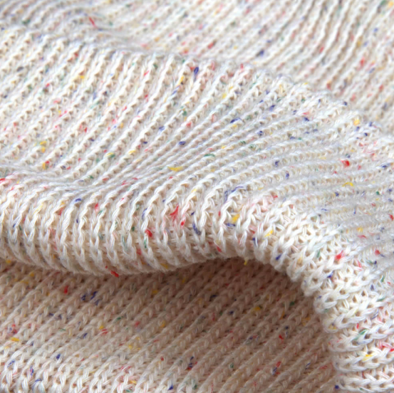 CAMPUS BEANIE - NATURAL SPECKLES