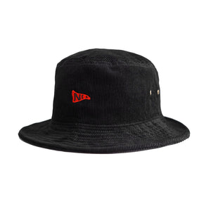 Campus Bucket Hat - Black